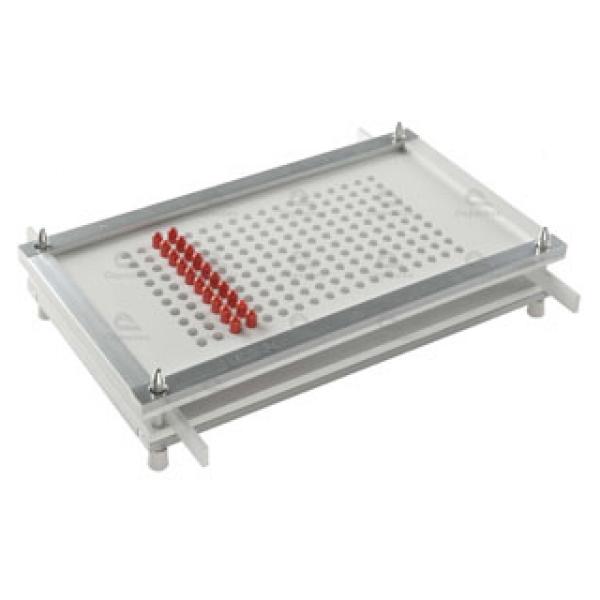 Manual Encapsulator with Aluminum Edges