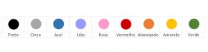 Tabela de Cores Personalizáveis_